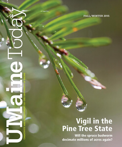Cover image for UMaine Today Fall/Winter 2015 issue