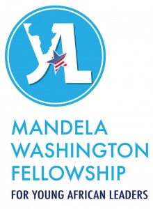 Mandela Fellowship for Young African Leaders logo