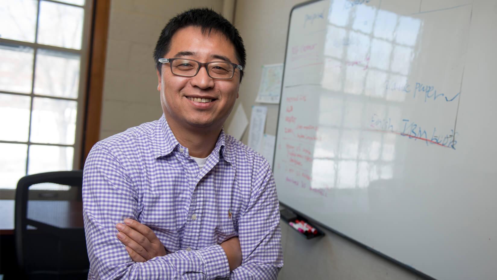 Xudong Zheng