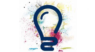 Student Symposium light bulb logo