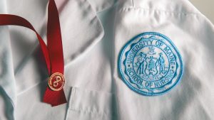 University of Maine School of Nursing coat