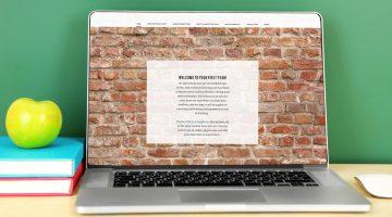 Teaching resource website