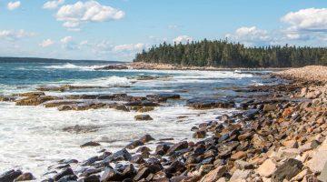 Coast of Maine