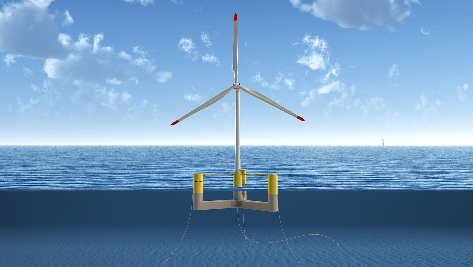 featured image for Dagher to give update on floating offshore wind project Feb. 6