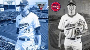 Baseball draft players