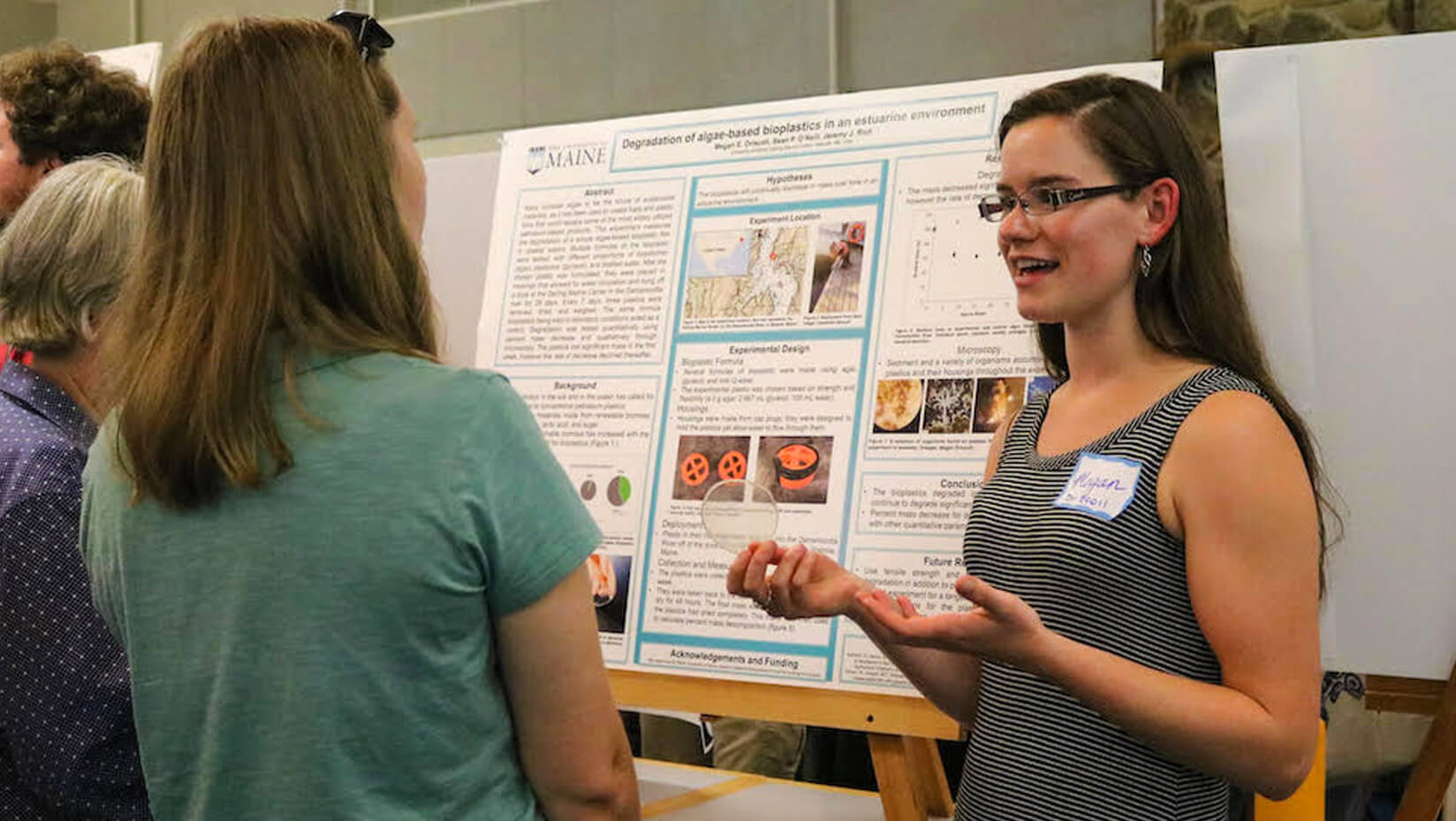 featured image for Students share marine science research at SEA Fellows Symposium