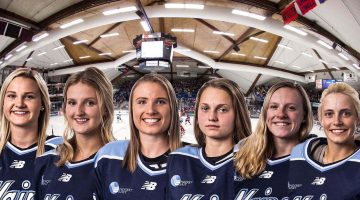 Women's Ice Hockey All Americans