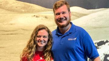 Rachel Hobbs and J. Andrew Cormier