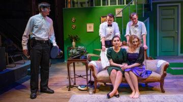 Rumors theatre production