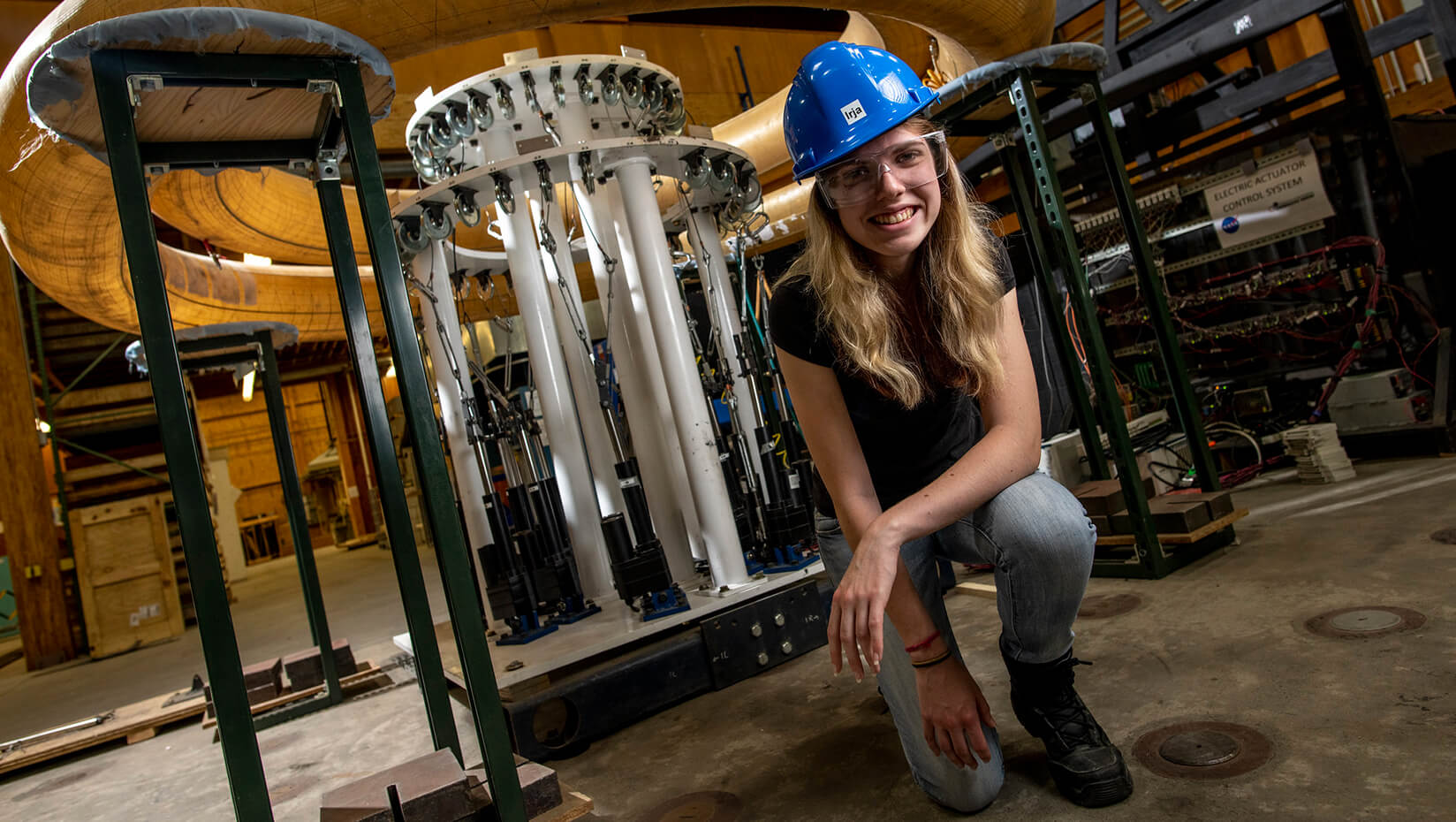 featured image for Irja Hepler: Early College leads to hands-on engineering at ASCC