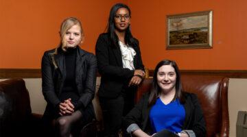 McGillicuddy Humanities Center fellows