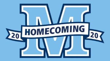 Homecoming 2020 Logo