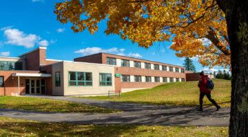 University of Maine at Machias campus