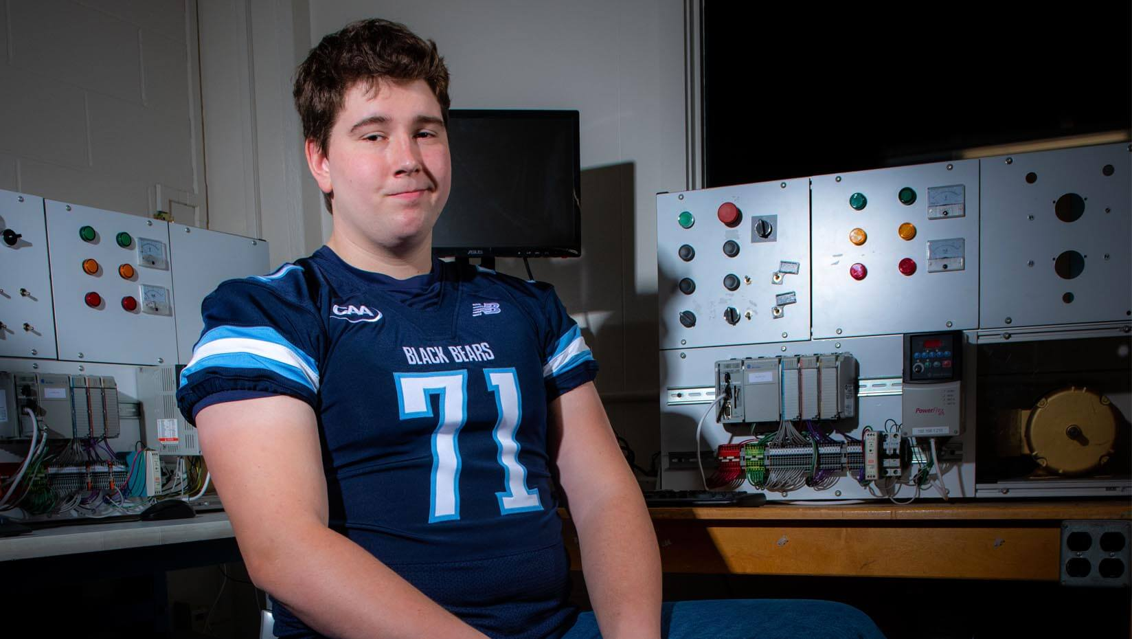 featured image for Gunnar Docos: Diligence, perseverance in the lab and on the field
