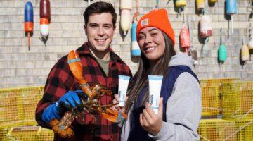 Patrick Breeding and Amber Boutiette