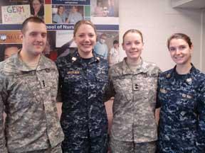 Nurse Cadet BSN 2015 Graduates