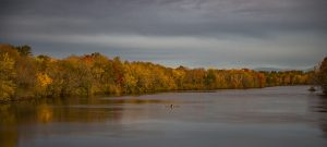 a calm Stillwater river