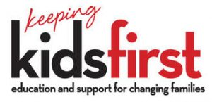 kids first logo - education and support for changing families