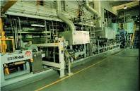 Paper machine at the PDC
