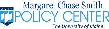 Logo of the Margaret Chase Smith Policy Center