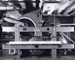 Aubert Hall Paper Machine