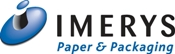 Logo for Imerys Paper and Packaging