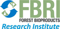 Logo for the Forest Bioproducts Research Institute