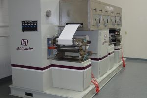 Pilot Coater in the PDC Lab