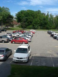 PDC Parking Lot