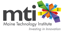 The logo for the Maine Technology Institute