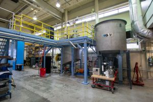 UMaine's New Nanofiber Pilot Plant
