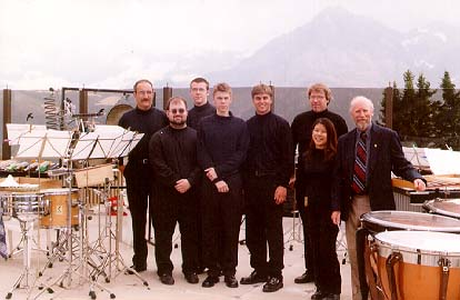 UMaine Percussion Ensemble