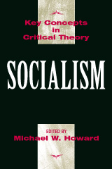 Cover of Socialism book