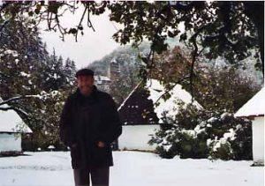 Douglas allen in winter