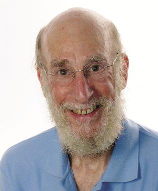 portrait of Douglas allen