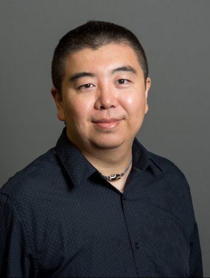 portrait of hao hong