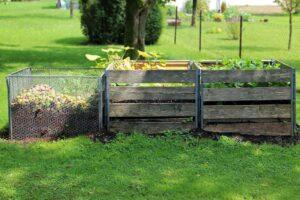 image of compost bins
