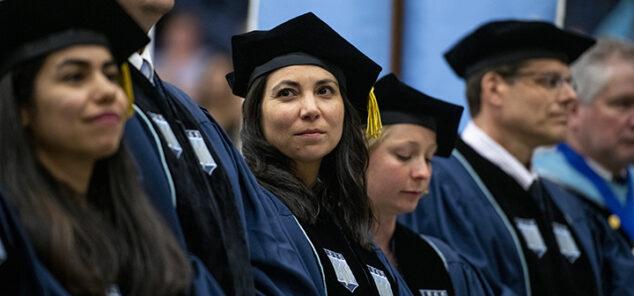 image of graduate students