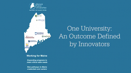 One University: An Outcome Defined by Innovators