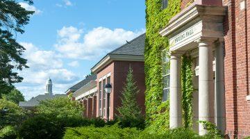 University of Maine Orono campus