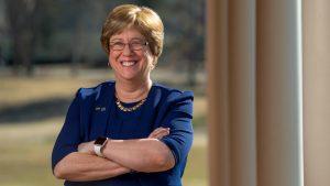 Dr. Joan Ferrini-Mundy portrait