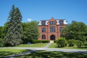 Photo of Colburn Hall