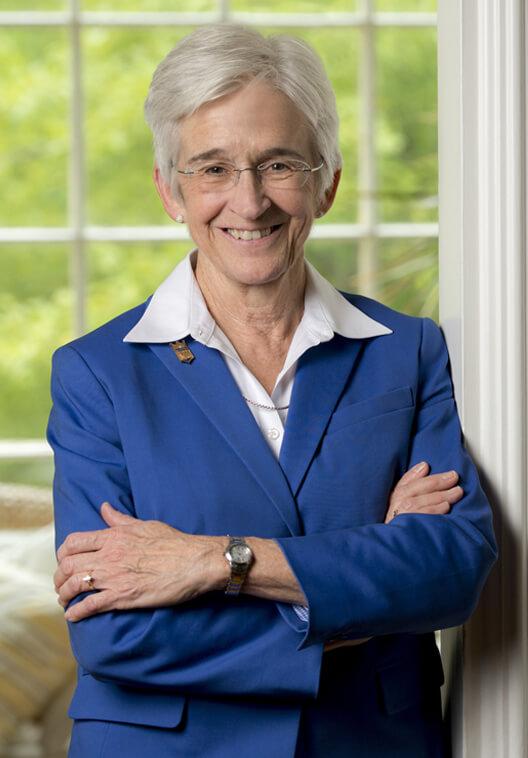 President Susan J. Hunter