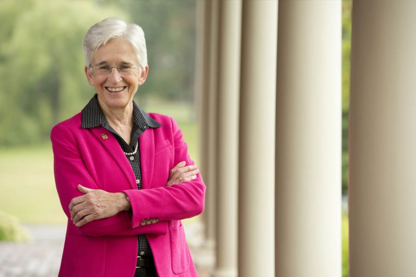 President Susan J. Hunter