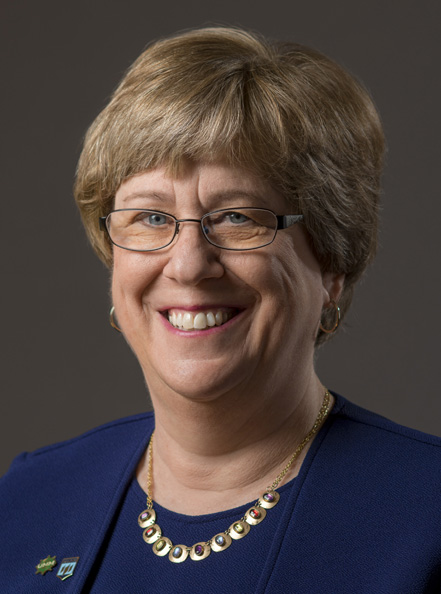 President Joan Ferrini-Mundy
