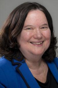 Portrait of Susan McKay
