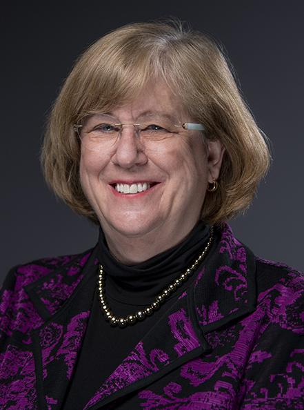 President Joan Ferrini-Mundy