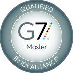 G7 certified logo