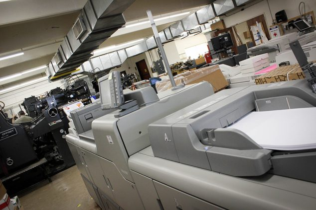 Ricoh printer