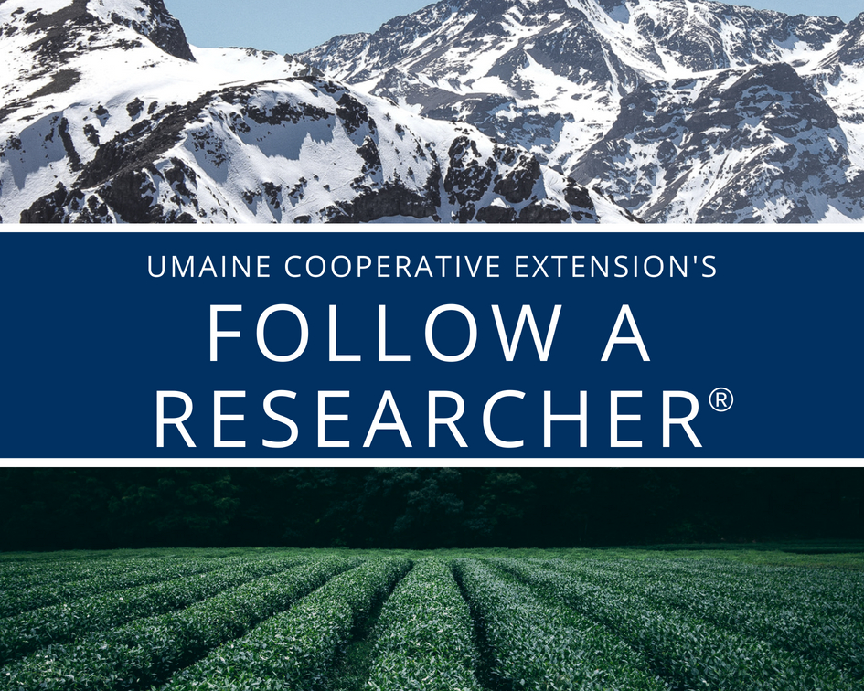 image depicting UMaine Cooperative Extension's Follow a Researcher program